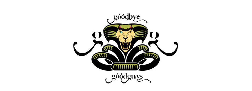 Goodbye Goodguys Logo